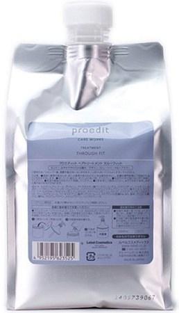 Lebel Proedit Through Fit Shampoo - Питательный шампунь для жестких и непослушных волос