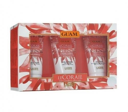 GUAM Le Corail - Набор для ежедневного ухода за телом