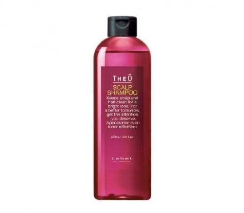 Lebel Theo Scalp Shampoo - Многофункциональный шампунь