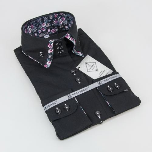 Женская блузка 304l-43-w23f-pblk