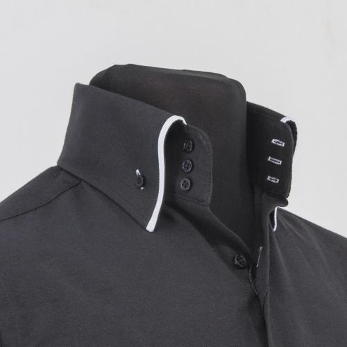 Мужская рубашка 213w-2-m13s-oblk
