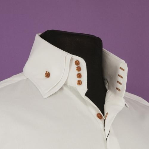 Мужская рубашка 212-7-m24n-slivy