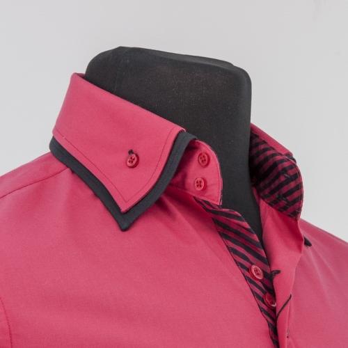 Мужская рубашка 208-6-m22sc-pred