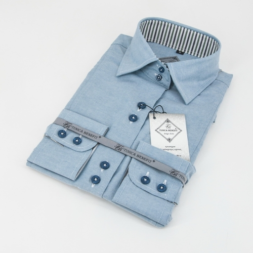 Женская блузка 321-5-w12st-fdgre