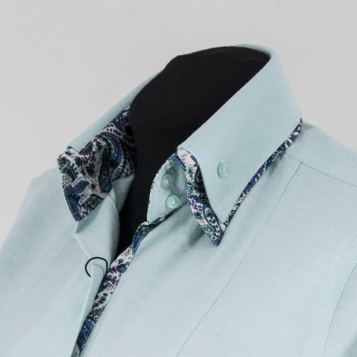 Женская блузка 309-9-wz22f-olgre