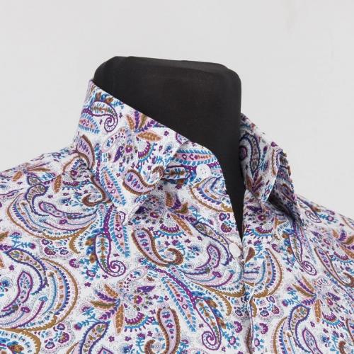 Мужская рубашка 225-3-m12n-pspur