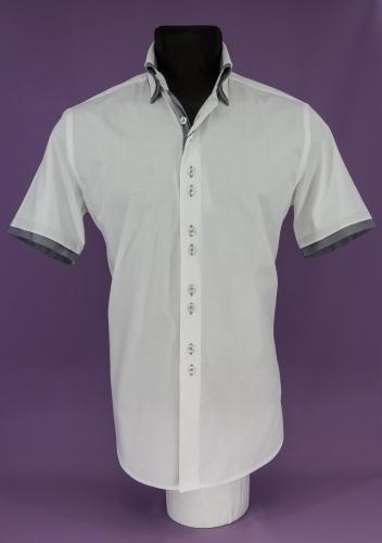 Мужская рубашка 220-3-ms22s-pwht