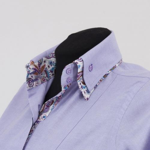 Женская блузка 309-7-wz22f-opur