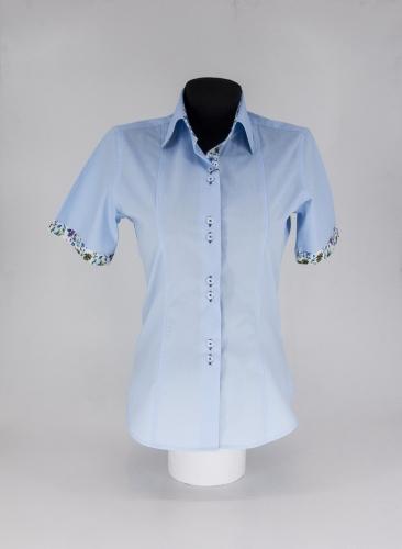 Женская блузка 313-4-ws12f-plbu