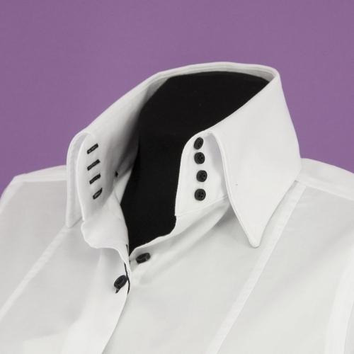 Женская блузка 100-2-wz14n-swhtb
