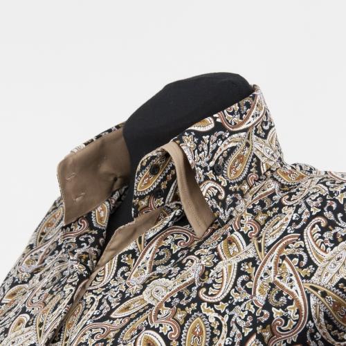 Женская блузка 315-4-w22s-psblk