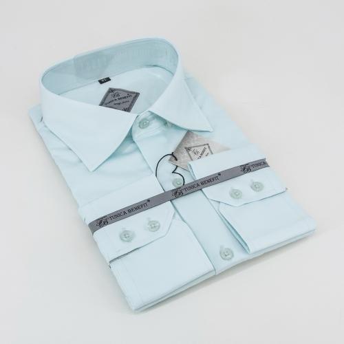 Мужская рубашка 229-18-m11n-plbrz
