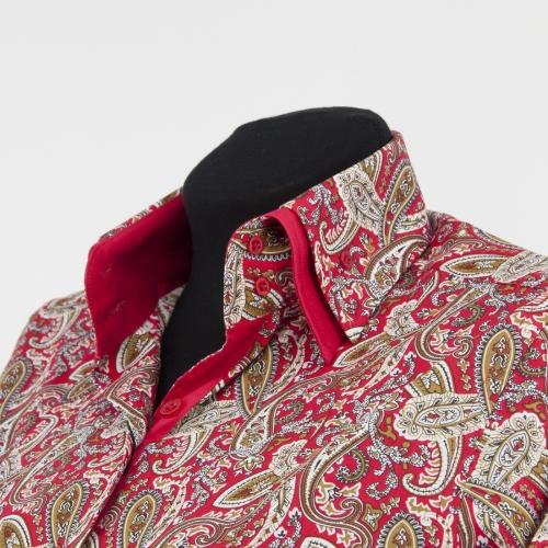 Женская блузка 315-5-w22s-psred