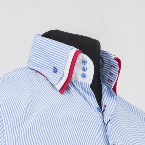 Мужская рубашка 217-1-m33s-stmbu