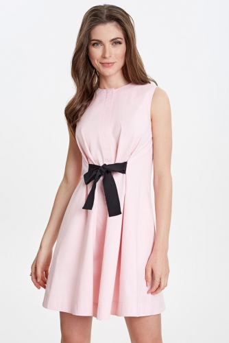 Платье #79052Розовый