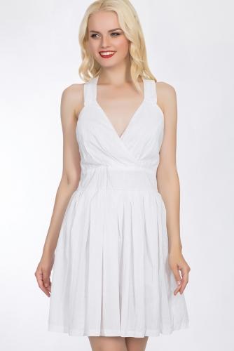 Платье #52268Белый