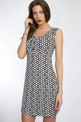 Платье #33084Мульти