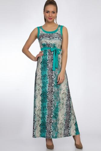 Платье #33271Ментол