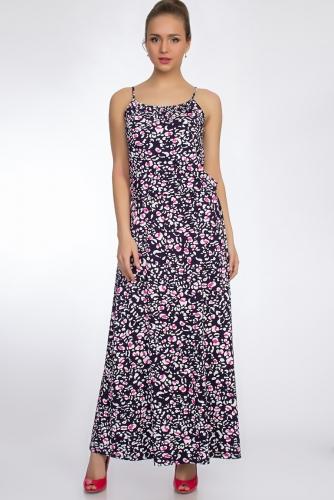 Платье #33274Леопард