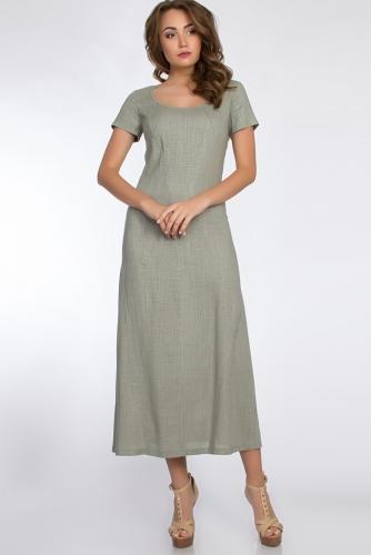 Платье #50314Хаки