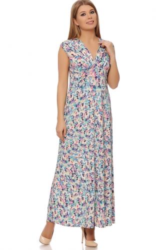 Платье #60249Мультиколор
