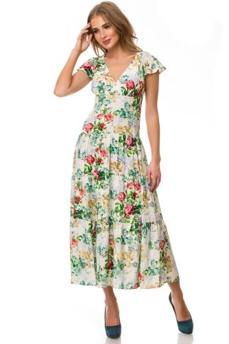 Платье #77129Мультицвет