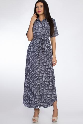 Платье #50913Черный