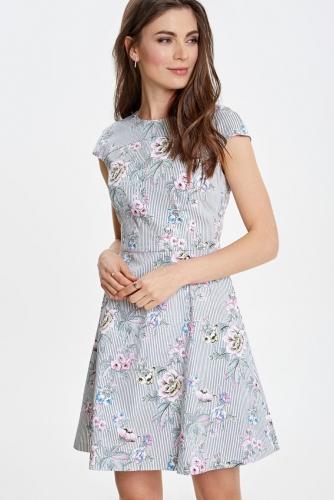 Платье #79053Ассорти