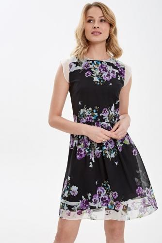 Платье #79043Цветной