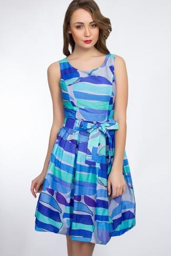 Платье #29008Лавандовый