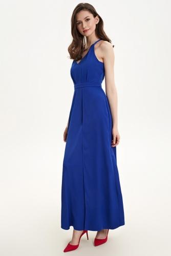 Платье #81807Индиго