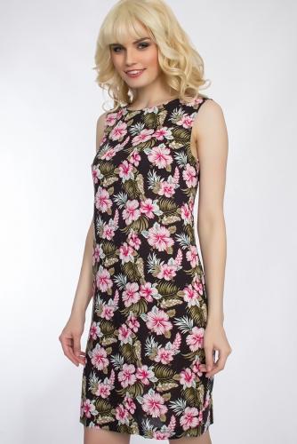 Платье #30426Черный
