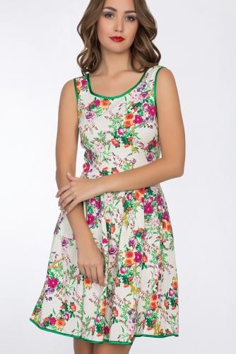 Платье #52392Мульти