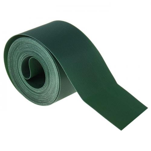Лента бордюрная, 0.1 х 10 м, толщина 1.2 мм, хаки