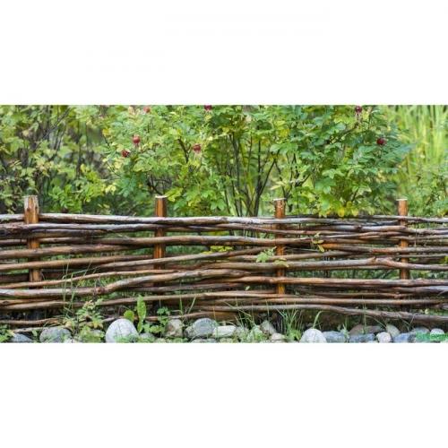 Фотосетка «Плетёнка», 250 х 158 см, с фотопечатью