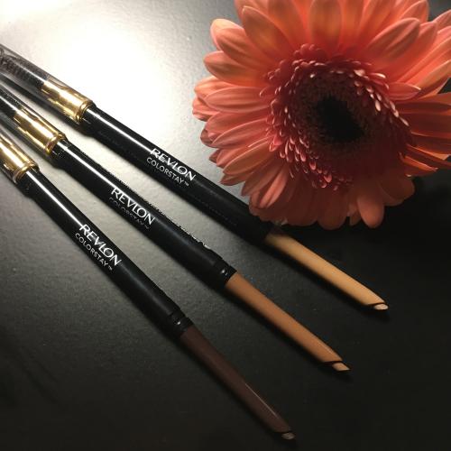 Revlon Карандаш для бровей с щеточкой colorstay brow pencil Ж Товар Тон 205 - Blonde