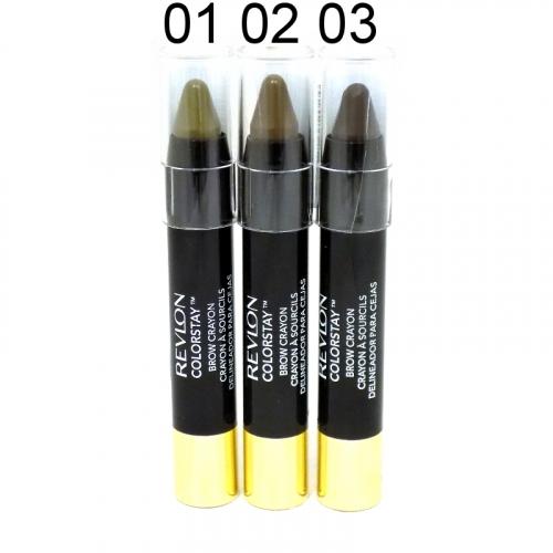 Revlon Карандаш Для Бровей Colorstay Brow Crayon Ж Товар Тон 305