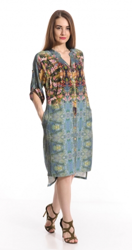 Средние платья