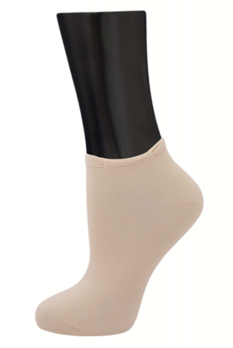 #24704 Женские носки Бежевый