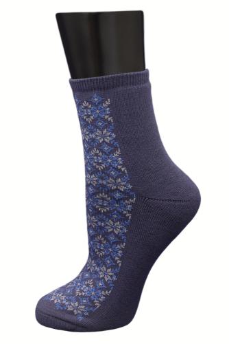 #24992 Женские носки Серый