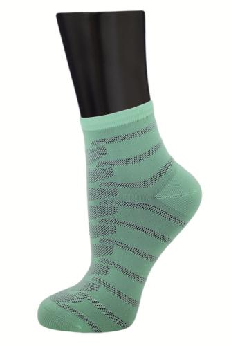 #24869 Женские носки Салатовый
