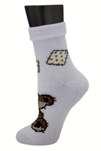 #24954 Женские носки Белый