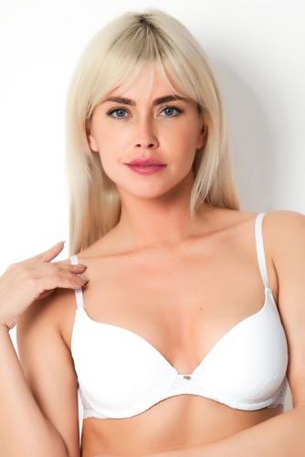 #19641 Бюстгальтер Белый