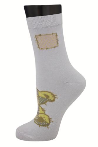#24985 Женские носки Белый
