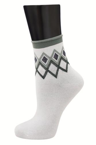 #24807 Женские носки Белый