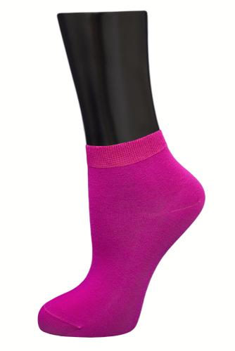 #24620 Женские носки Малиновый