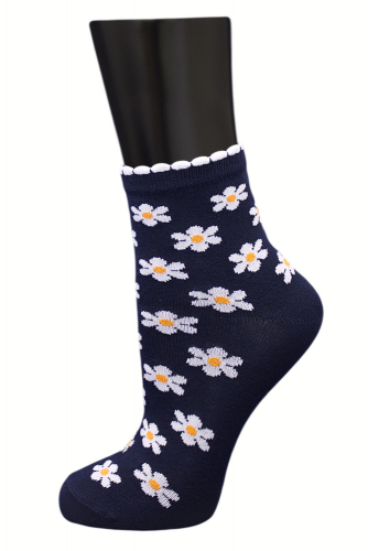 #24781 Женские носки Синий