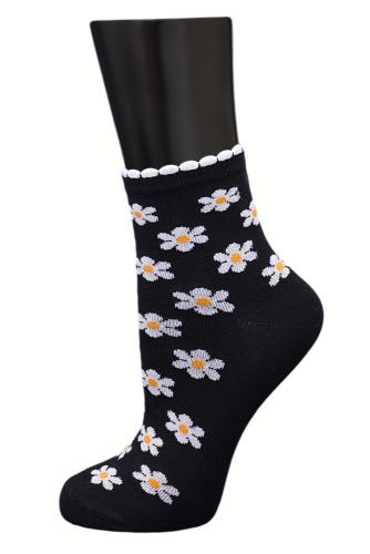#24786 Женские носки Черный
