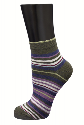 #24808 Женские носки Хаки