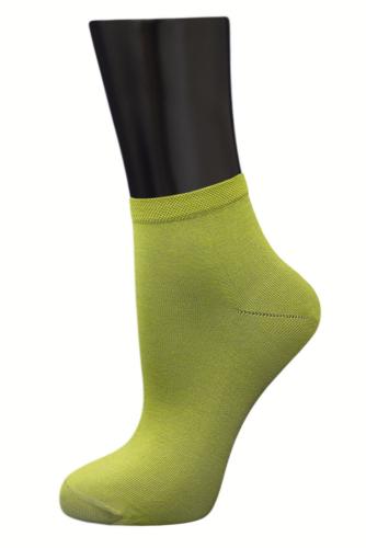 #24776 Женские носки Оливковый